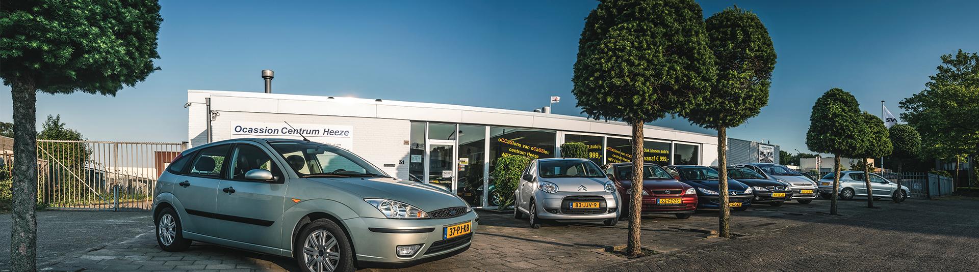 Ocassion Centrum Heeze, Dé specialist in de goedkopere prijsklasse.